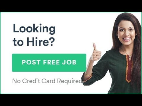 How to Post Free Jobs Post in India – Hire Free Employee – Jobsclan.com