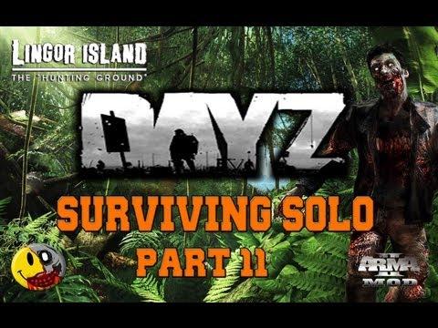Day Z - Surviving Solo - Part 11 - The Storm