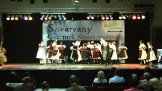 Kapuvári  Kis Csiripiszli csoport: Rábaközi táncok Thumbnail
