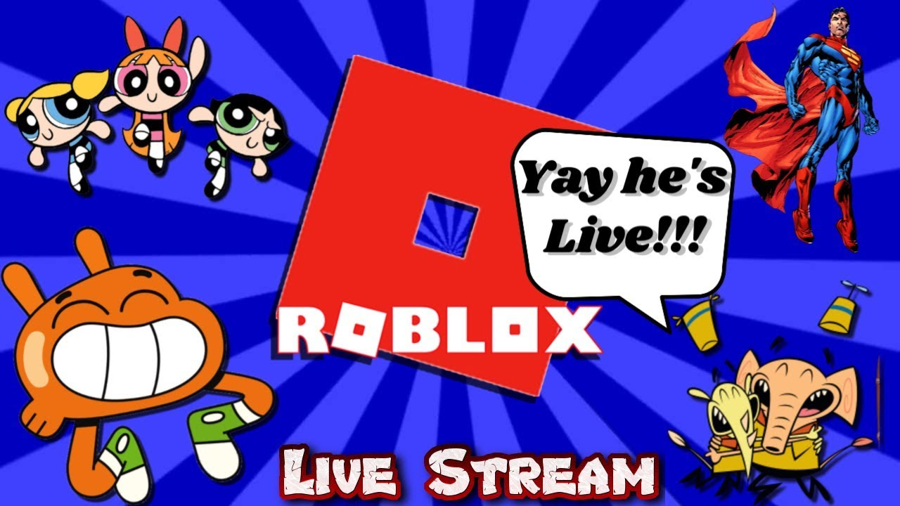 🔴[Live] Tell me how your day was!!! Roblox Stream!!! (Road to 2000) #live  #roblox #Robloxlive