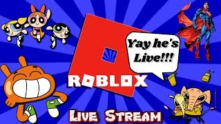 🔴[Live] Im back Zebra Squad!!! Roblox Stream!!! (Road to 2000)