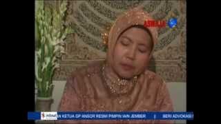 Qori'ah International from Indonesia ; Hj Maria Ulfa QS Ali Imron