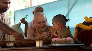 Celebrating the Appearance Day of Vamanadev