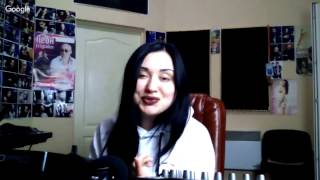 Урок вокала онлайн. Как научиться петь?