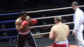 2013-11-29 Chess Boxing World Championship