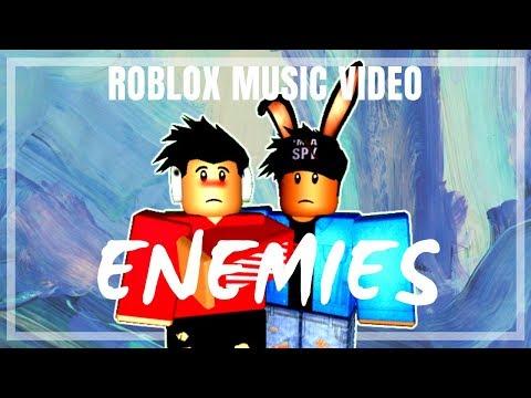 Enemies - Lauv ROBLOX MUSIC VIDEO