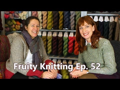 The Little Grey Sheep - Ep. 52 - Fruity Knitting
