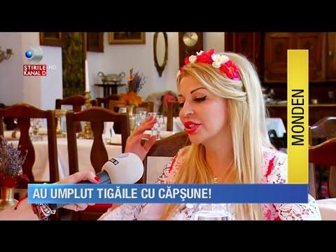 La cules de capsune-in Spania-kanal D 20 aprilie 2017