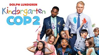 Kindergarten Cop 2 - Trailer - Own it May 17, 2016