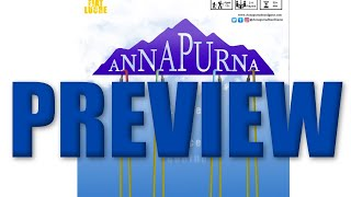 Annapurna Board Game - Annapurna Leave No Trace Behind - Board Game Kickstarter Preview