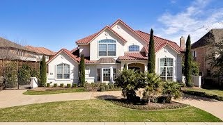 SOLD 3200 Broken Bow Way Plano Homes for Sale TX 75093 ~ Preston Lakes