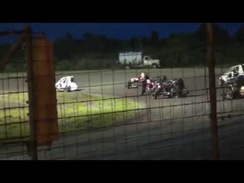 5-23-2015 Heat 1 Gulf Coast Speedway