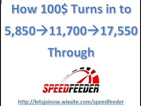 The Truth About Speed Feeder Review   Traffic Rotator   Team Mansell $300 into $17,550   YouTube 2