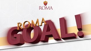 Roma Goal! AS Roma -Juventus I Pjanic and Dzeko SCORE I August 30, 2015
