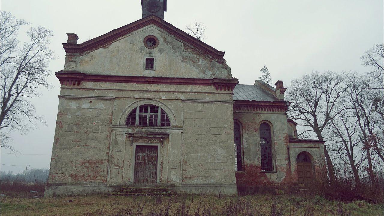 Opuszczony kościół ewangelicki   Urbex