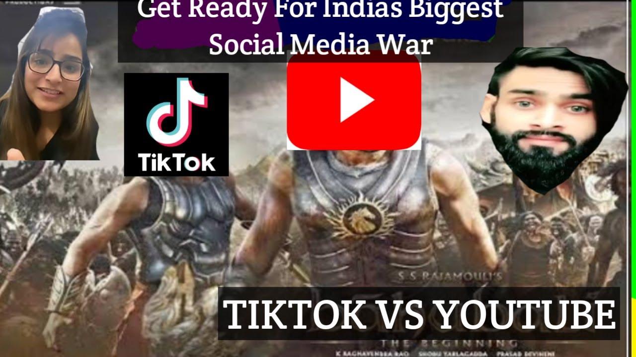 Download TIK TOK VS YOUTUBE DRAMA. #TIKTOKVSYOUTUBE