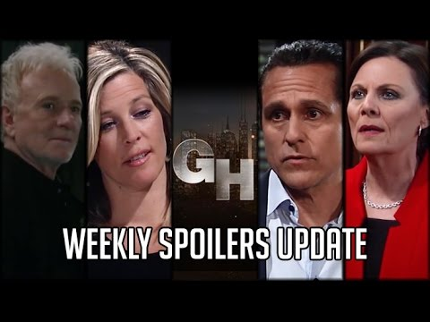 General Hospital Weekly Spoilers Update For May 1st May 5th Youtube