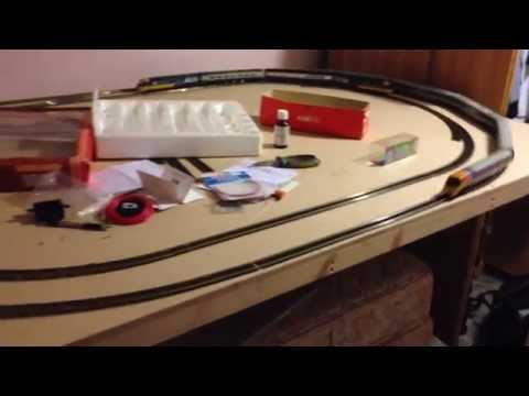 Model Railway – Hornby Intercity 125 (HST) and the Advanced Passenger Train (APT) OO Guage