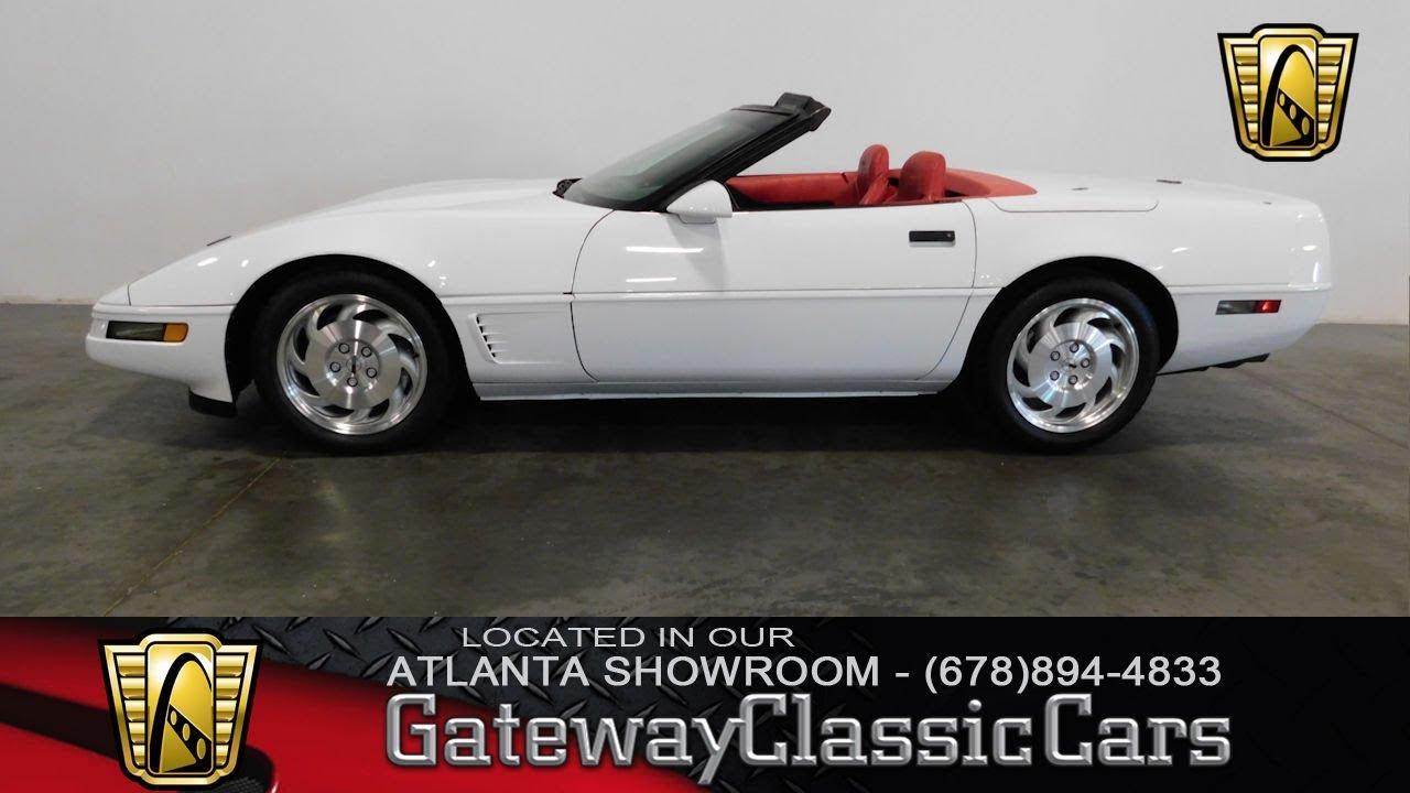 Chevrolet Corvette Gateway Classic Cars Of Atlanta - Sports cars 394