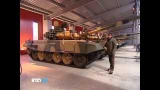 Русские танки. УРАЛВАГОНЗАВОД.