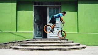 The Inspirational Story of a One-Legged BMXer | Julián Molina