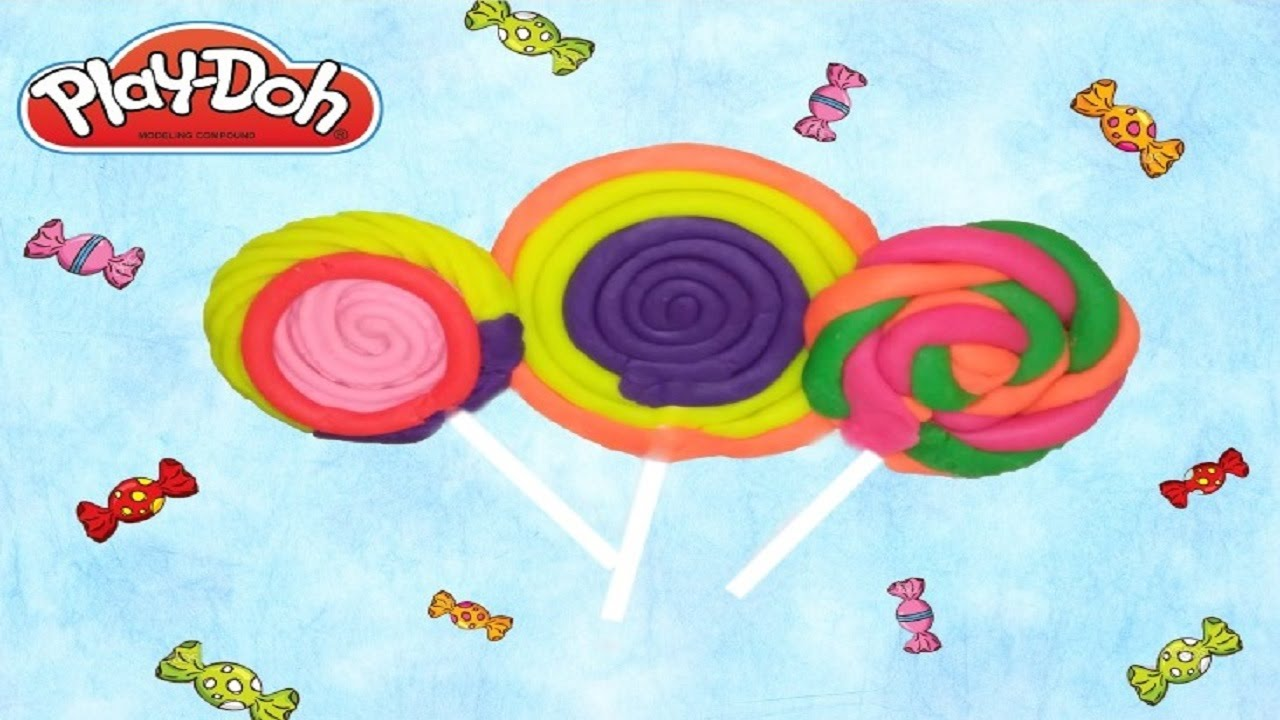 play doh candy play doh for kids play doh videos play doh kids food toys youtube. Black Bedroom Furniture Sets. Home Design Ideas