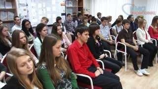 22.11.2013 Урок Юрия Кузина о профориентации