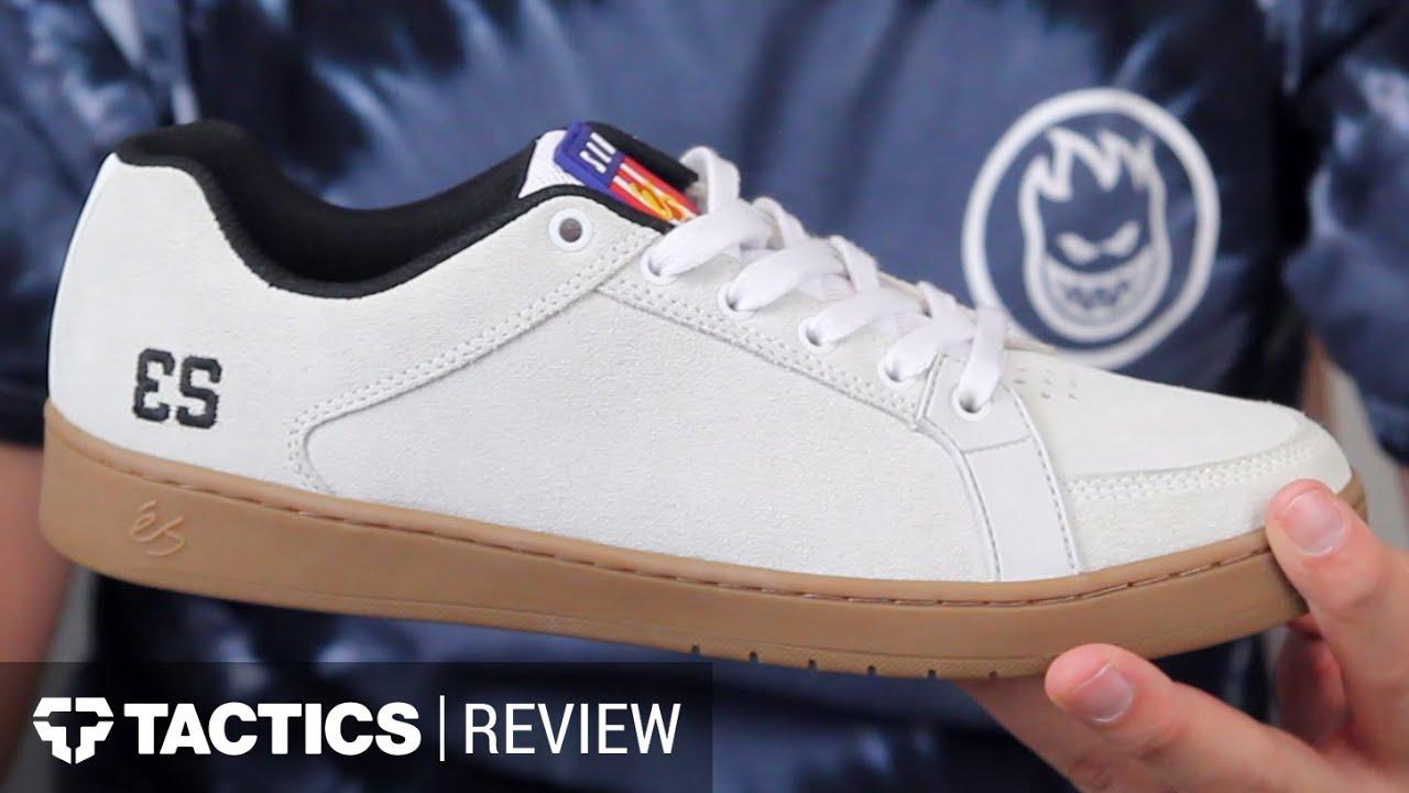 eS Sal Skate Shoes Review - Tactics.com