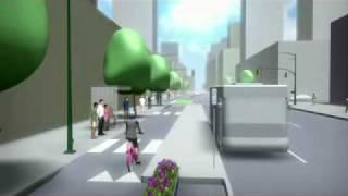 Introducing the Dunsmuir separated bike lane