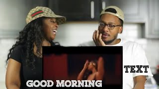"Queen Naija  ""Good Morning Text"" (official video)(reaction)"
