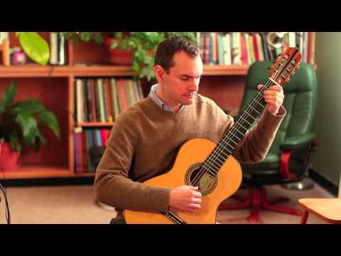 Moorish Dance (RCM prep guitar)