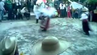 TORITO DE CARNAVAL  HUECORIO 2012