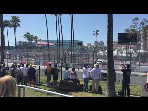 Long beach Grand Prix 2016 Indy Car