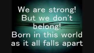 Hollywood Undead - Young - Lyrics