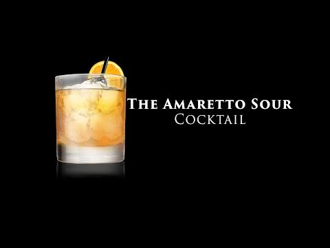 The Amaretto Sour Cocktail