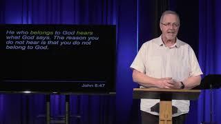 12-27- 20 How to Recognize God's Voice part 1