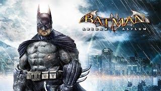 [18+] Шон дарит игры и играет в Batman: Arkham Asylum (PC, 2009)