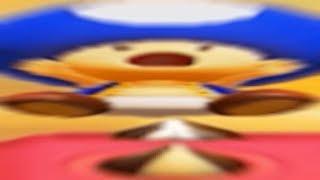 Blue Mario in Pain