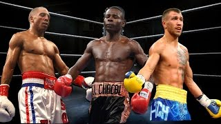 Top 5 Defensive Boxers 2017 ( Highlight )