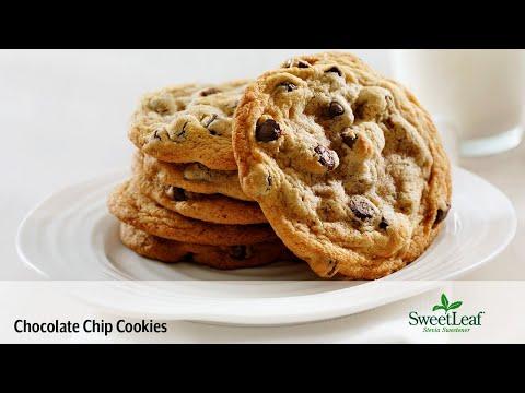 Gluten-Free Chocolate Chip Cookies with SweetLeaf Stevia ...