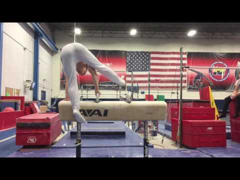 Michael Moran Gymnastics Update 11-1-16