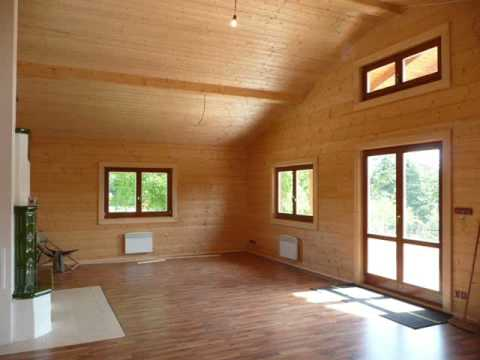Timber house for sale in the Czech Republic (168m2)