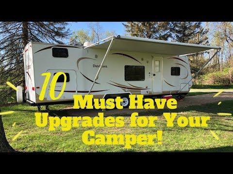Best Camper Gadgets & Upgrades: RVshare  Outdoorsy  rental tips