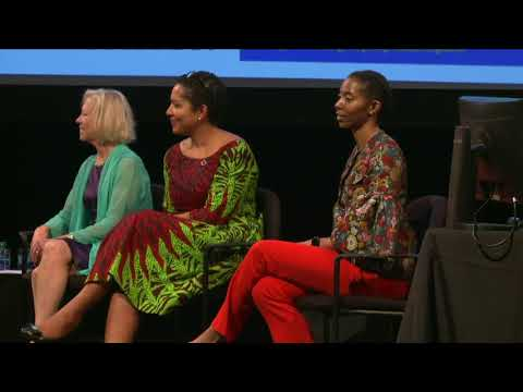 ICSD - Panel: Behind Every Global Goal: Women Leading the World to 2030