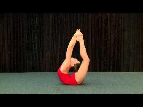Sarah Wells, International Yoga Asana Championship