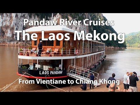 The Laos Mekong  Pandaw River Cruise
