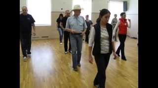 Lovers live longer line dance