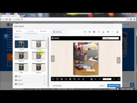 Anyflip  Free Online Brochure Maker to Create Flip effect Digital Brochures