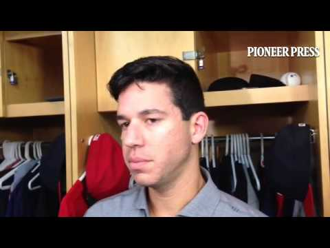 "Video: Tommy Milone on CWS getting ""more aggressive"" in 7-run 4th. #MNTwins"