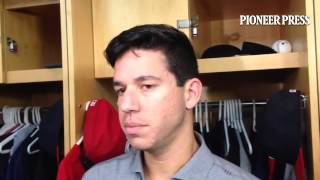 """Video: Tommy Milone on CWS getting """"more aggressive"""" in 7-run 4th. #MNTwins"""